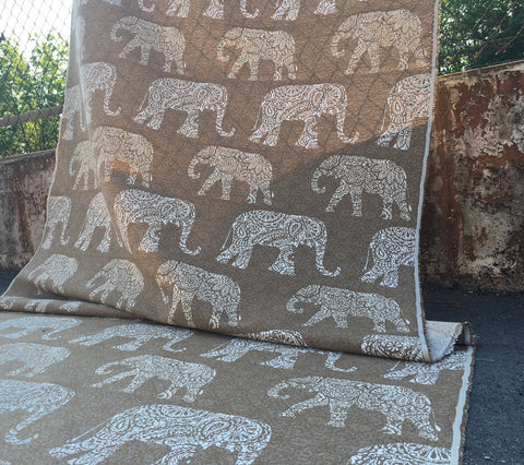 elephant designs at brentwood textiles
