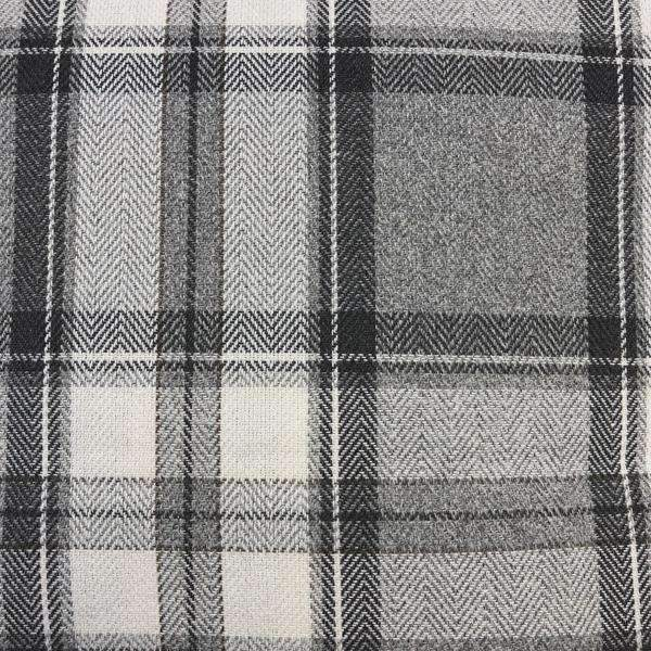 plaid upholstery fabric