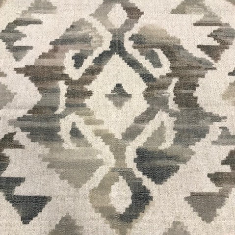 Aussie charcoal - Brentwood Textiles southwestern Print