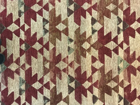 Azteca Adobe - a Brentwood Textiles Floor Cloth