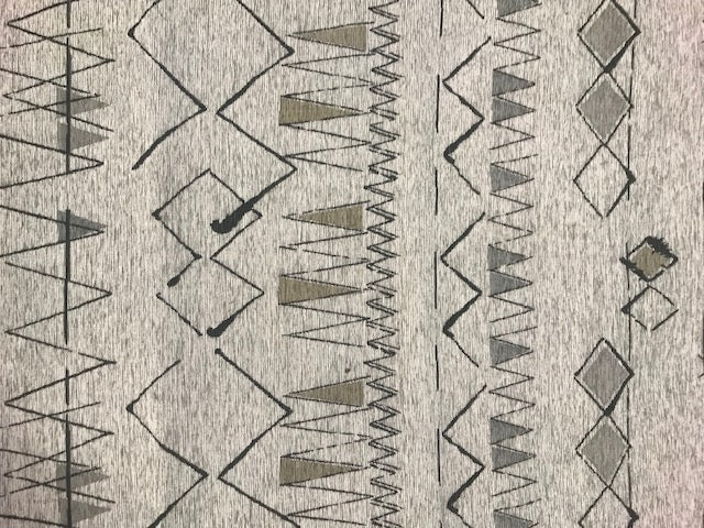 Brentwood Textiles Biscay Salt Floor Cloth