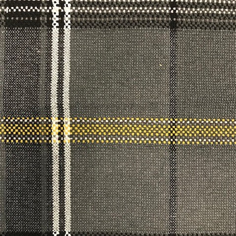 Cottage carbon Plaid from Brentwood Textiles