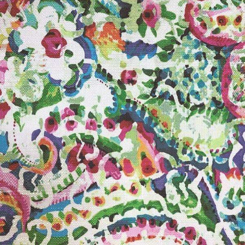 water color upholstery fabric