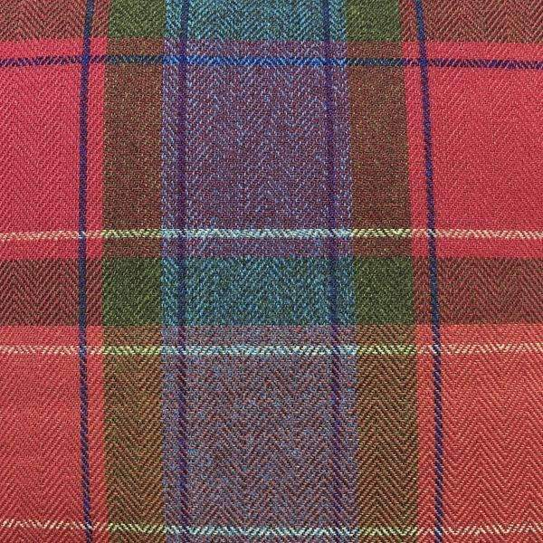plaid fabric