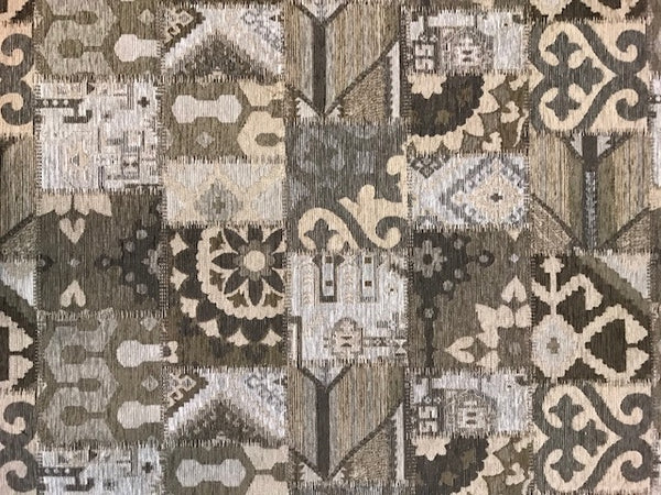 Marcos Pebble - a Brentwood Textiles Floorcloth