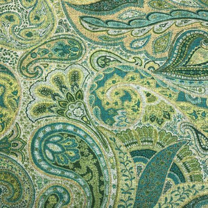 Paisley upholstery fabric
