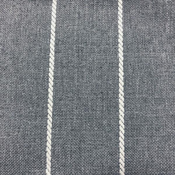 Pencil - Performance Outdoor Fabric - Yard / pencil-pewter - Revolution Upholstery Fabric