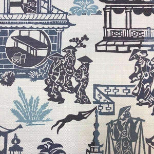 Chinoiserie Fabric