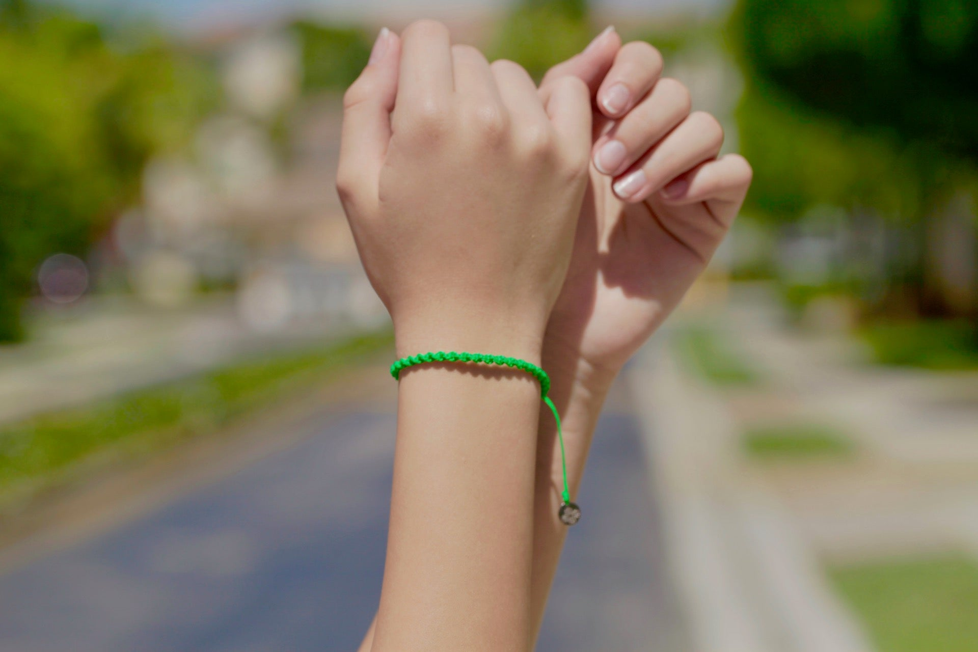 Environmental Commitment Bracelet