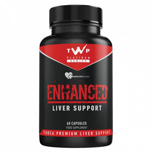 TWP Enhanced Liver Support – Tudca - Reload Supplements