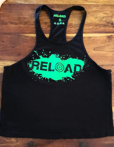 2020 Splash Edition Reload Stringer Vest WAS £12.50 NOW £7.50