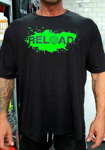 'Splash' Edition Reload T-Shirt WAS £15 NOW £10