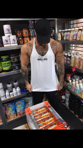 Reload Signature Stringer Vest - Reload Supplements