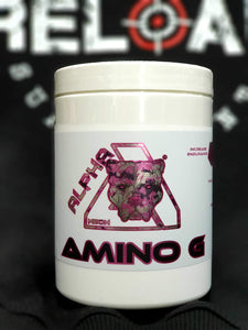 Alpha Neon Amino G WAS £34.99 NOW £29.99 - Reload Supplements
