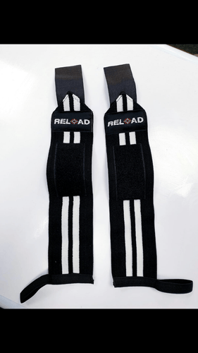 Reload Signature Wrist Supports / Straps - Reload Supplements