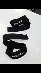 Reload Signature Lifting Straps - Reload Supplements