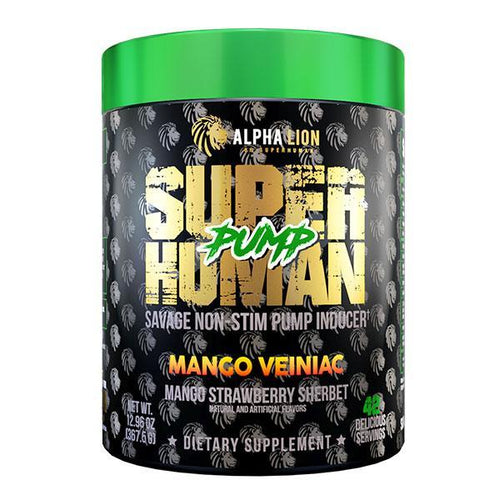 Alpha Lion Super Human PUMP