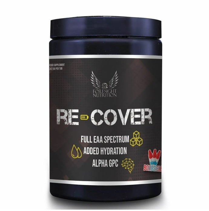 Foresight Nutrition Re - Cover - Reload Supplements
