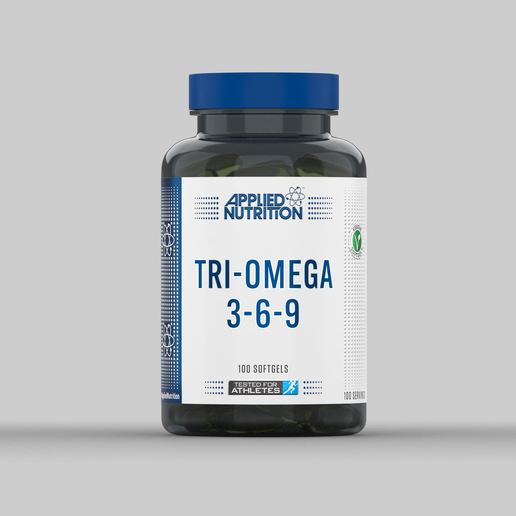 Applied Nutrition Tri Omega 3-6-9