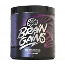 Brain Gains Black Edition Nootropic - Reload Supplements