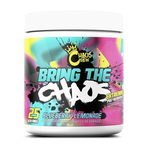 Chaos Crew Bring The Chaos Limited Edition - Reload Supplements
