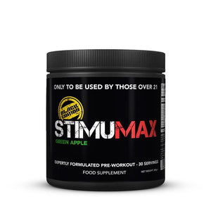 Strom Stimumax Black Edition - Reload Supplements