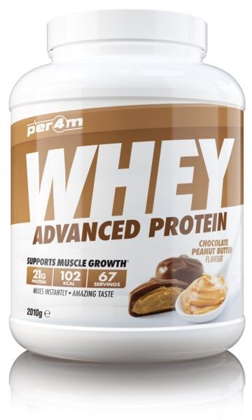 PER4M Advanced Whey Protein 2.1kg - Reload Supplements