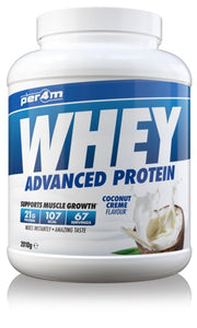PER4M Advanced Whey Protein 2.1kg WAS £34.99 NOW £27.99