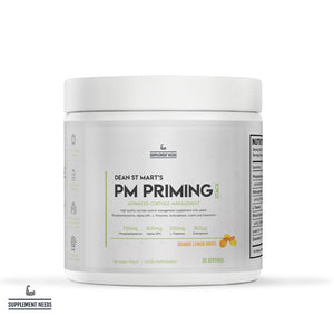 Supplement Needs PM Priming Stack