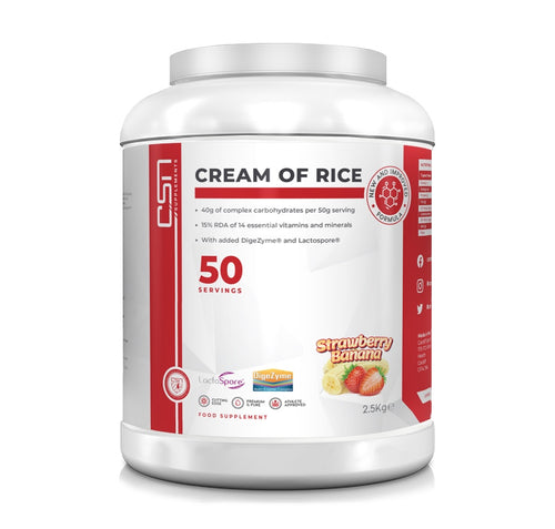 NEW CSN Cream Of Rice 2.5kg