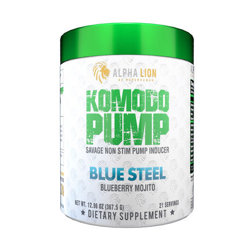 Alpha Lion Komodo Pump - Reload Supplements