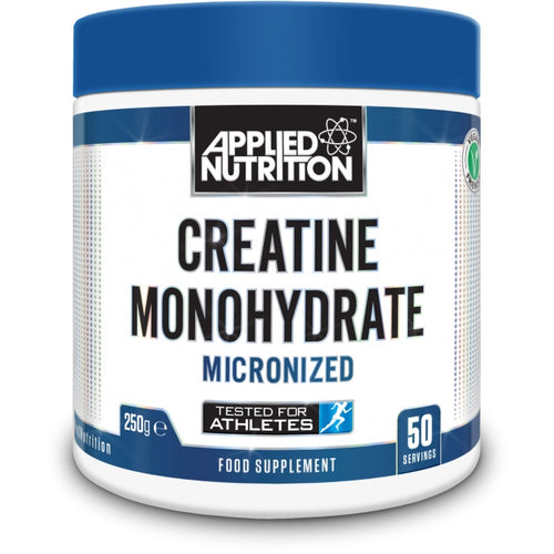 Applied Nutrition Creatine Monohydrate 250g - Reload Supplements