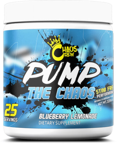 Chaos Crew Pump The Chaos (non Stim Pump Formula) - Reload Supplements