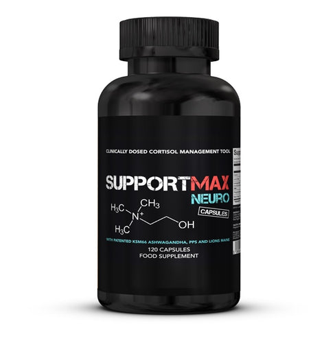 Strom Supportmax Neuro Capsules 120 Capsules - Reload Supplements