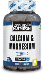 Applied Nutrition Calcium & Magnesium - Reload Supplements