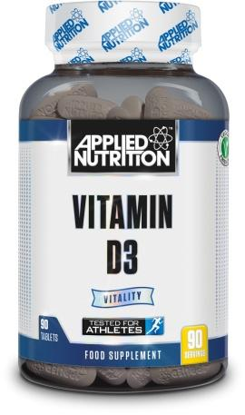 Applied Nutrition Vitamin D3 - Reload Supplements