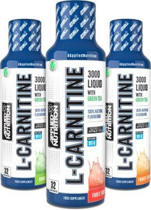 Applied Nutrition L Carnitine 3000 with Green Tea - Reload Supplements