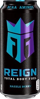 Reign - Total Body Fuel Energy Cans 12 x 500ml - Reload Supplements