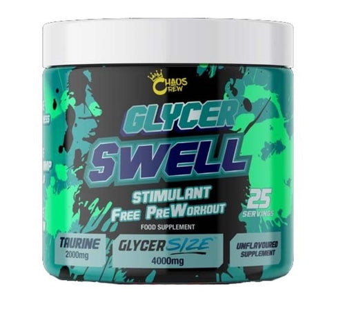 Chaos Crew Glycer Swell 200g - Reload Supplements