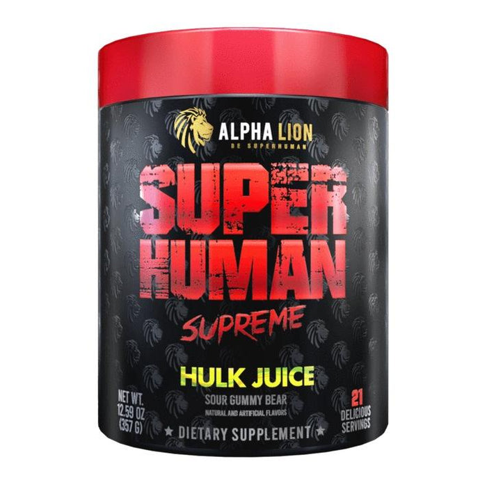 Alpha Lion Super Human Supreme - Reload Supplements