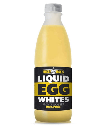 Uncle Jacks Liquid Egg Whites 970ml - Reload Supplements