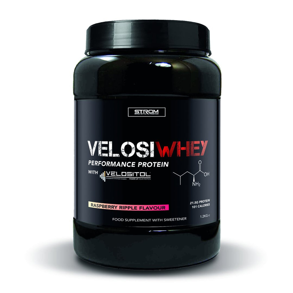 Strom VelosiWhey (40 Servings) - Reload Supplements