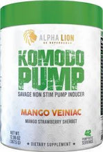 Load image into Gallery viewer, Alpha Lion Komodo Pump - Reload Supplements