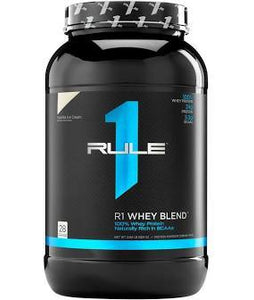 Rule 1 Whey Blend 896g - Reload Supplements