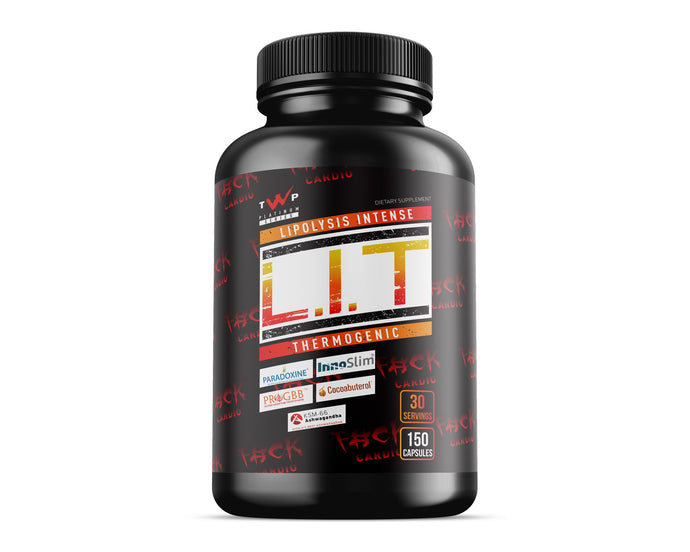 TWP L.I.T Fat Burner - Reload Supplements