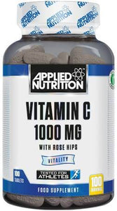 Applied Nutrition Vitamin C Tablets - 100 servings - Reload Supplements