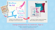 Entrepreneurial Experience for Kids: Design Your Own Mermaid Pillow (Online Course)
