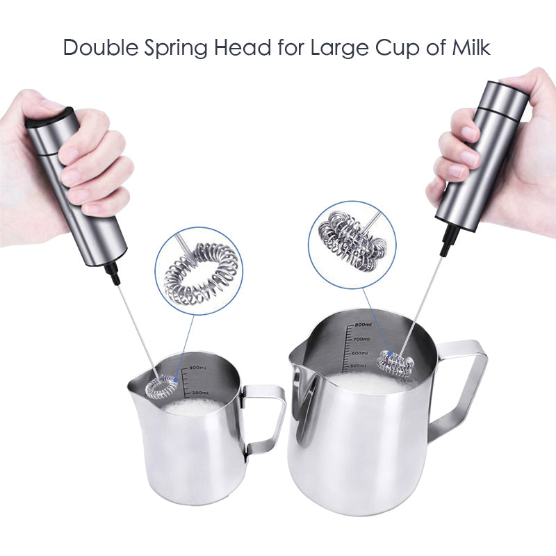 Handheld Electric Milk Frother