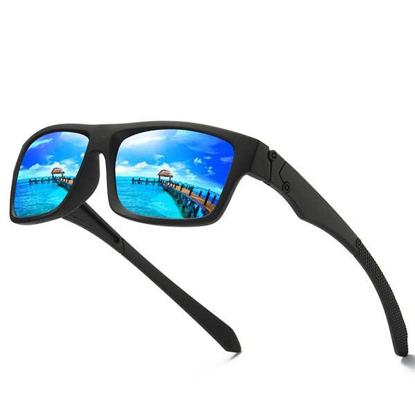 2019 New Polarized Mirror Sun Glasses