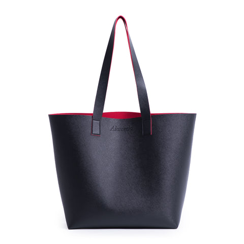 Women Tote Bag, Black